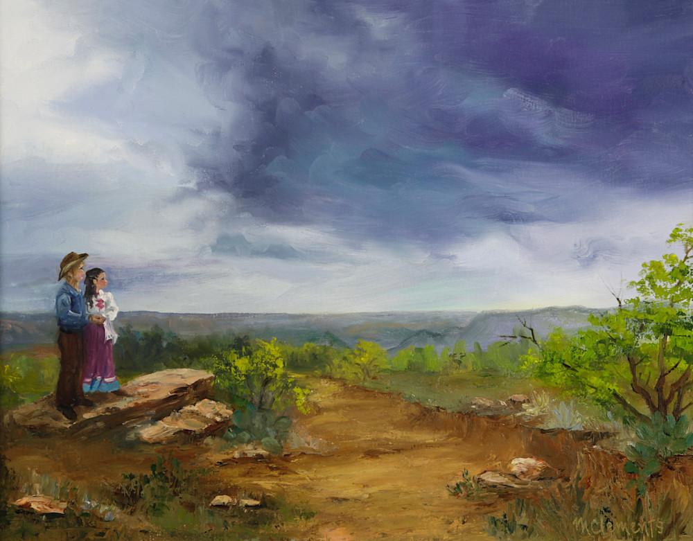 Symphony Of The Storm Art | Marsha Clements Art