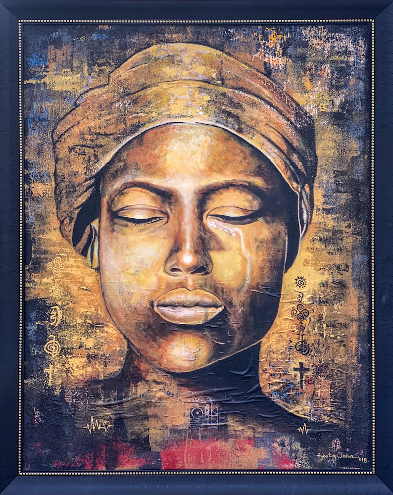 Tears Of Granted Desires Art   Art Impact® International Inc