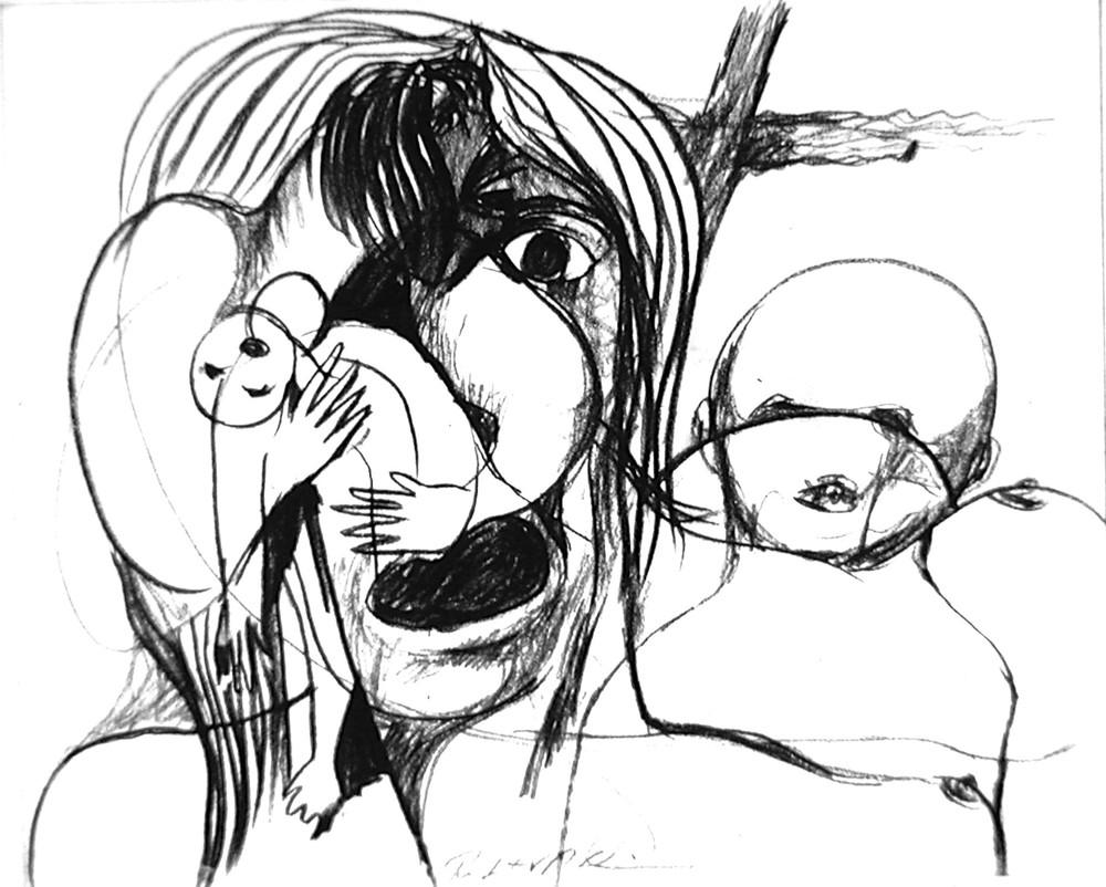 Cry Of Death Art   Art Impact® International Inc