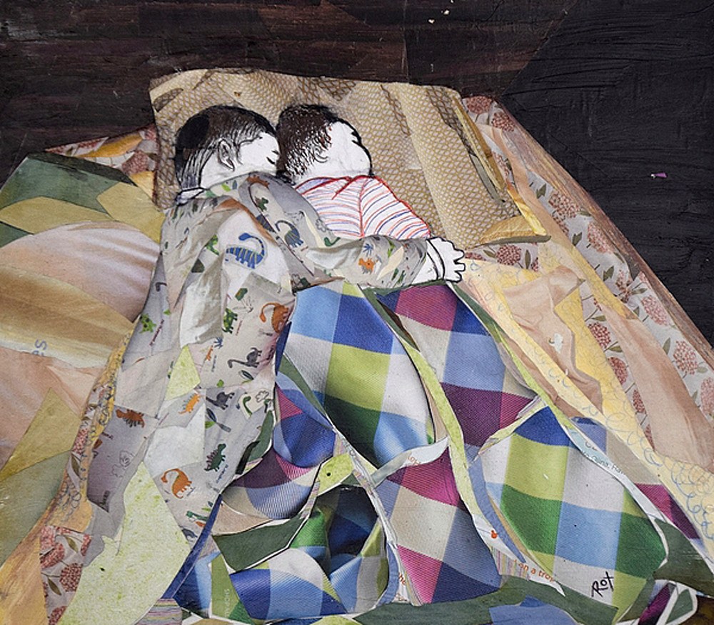 Brother And Sister Art   Art Impact® International Inc