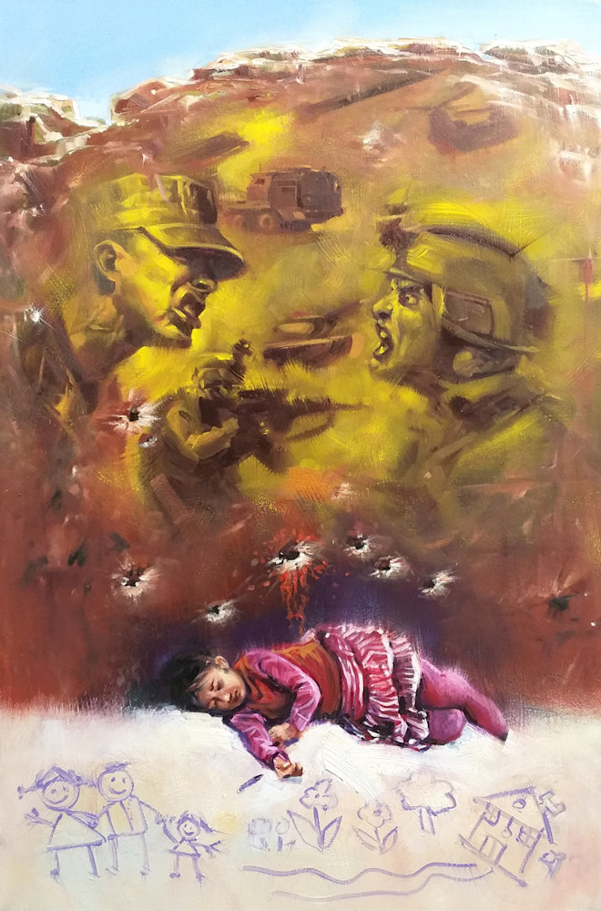 Victim Art   Art Impact® International Inc