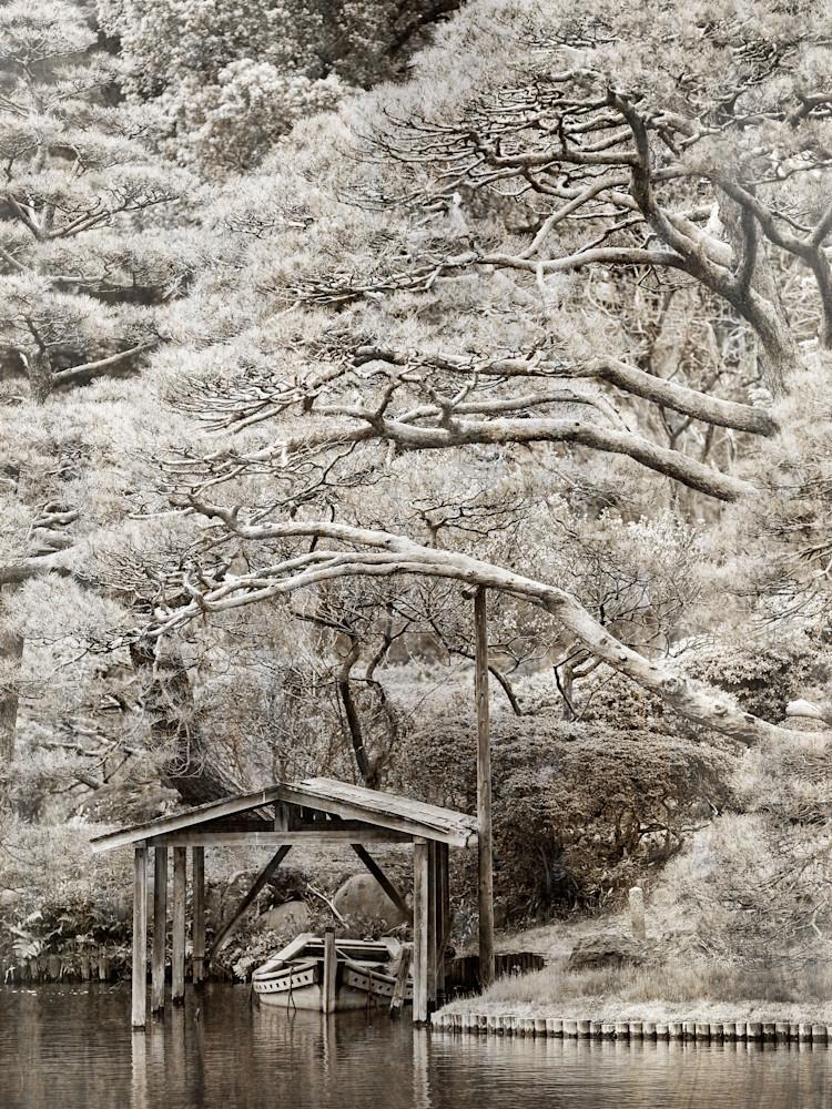 Garden In Tokyo Photography Art | Jim Graham Photography