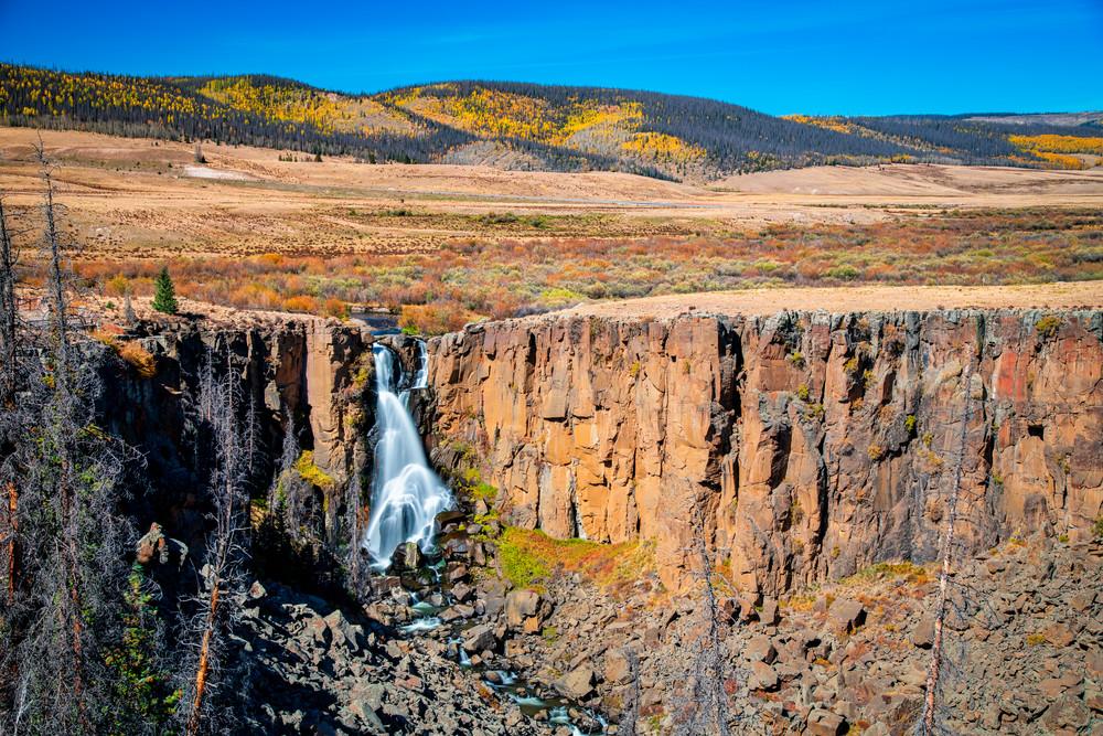 North Clear Creek Falls - Colorado fine-art photography prints