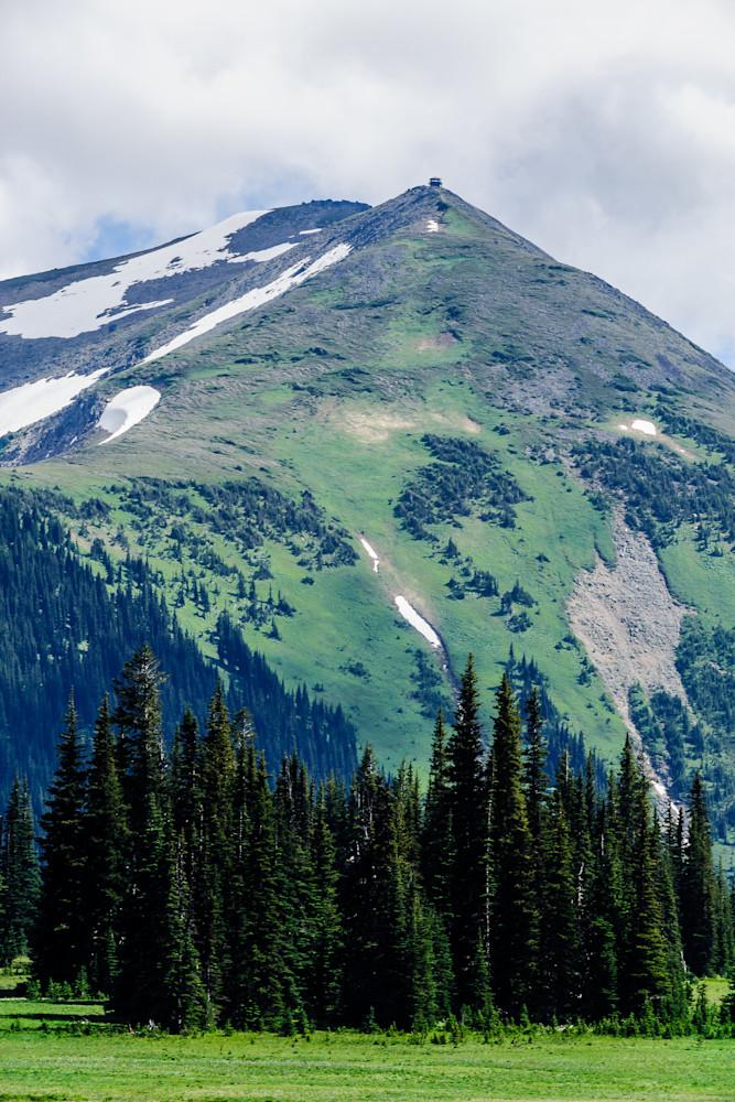 Mount Fremont, Mount Rainier National Park, Washington, 2016