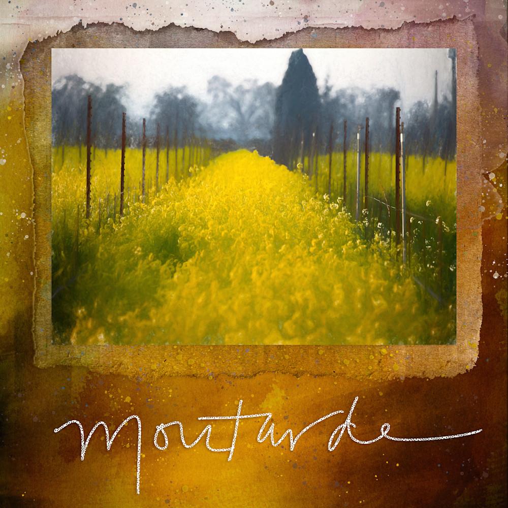 Moutarde Art | Karen Hutton Fine Art