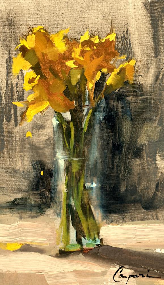 Pre Spring Daffys  Art | robincaspari