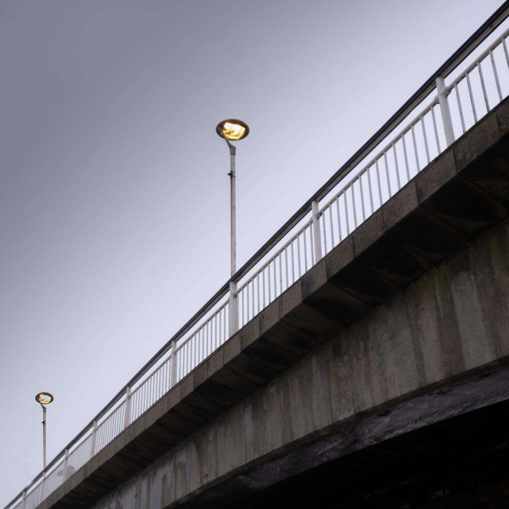 Bournemouth Pier Lights Study1 Art | Roy Fraser Photographer