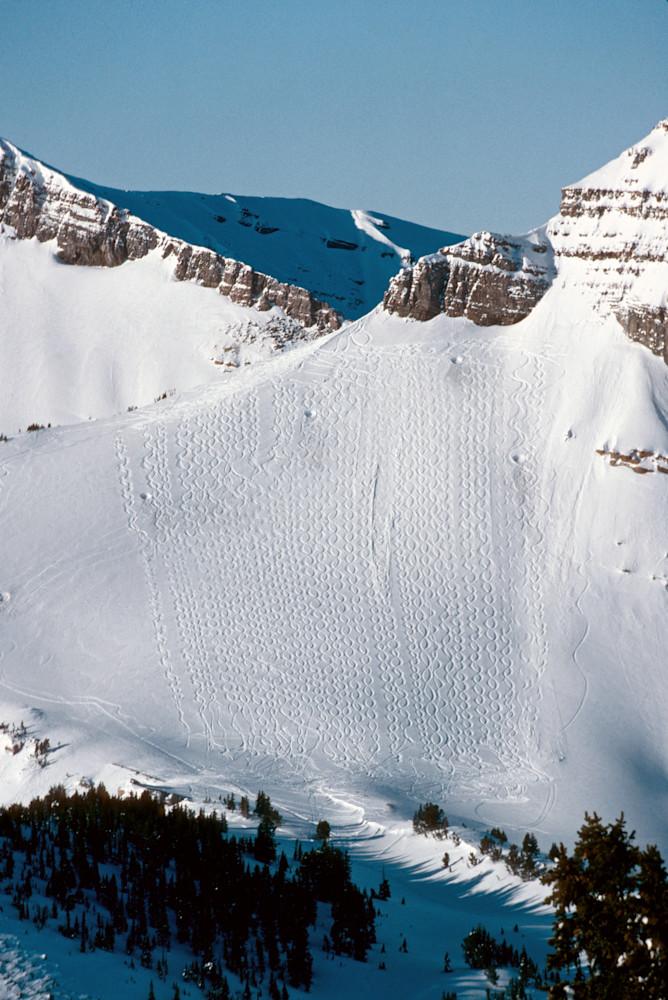 Powder 8 Face, Jackson Hole, WY