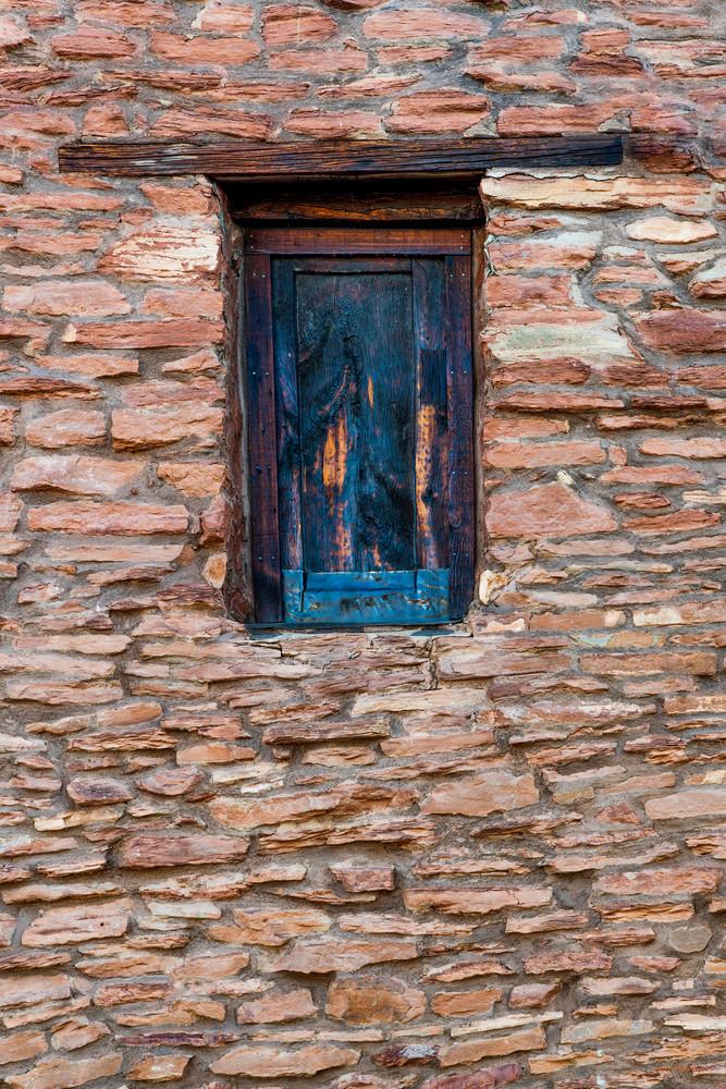 DP688 Hopi House 2nd story Door