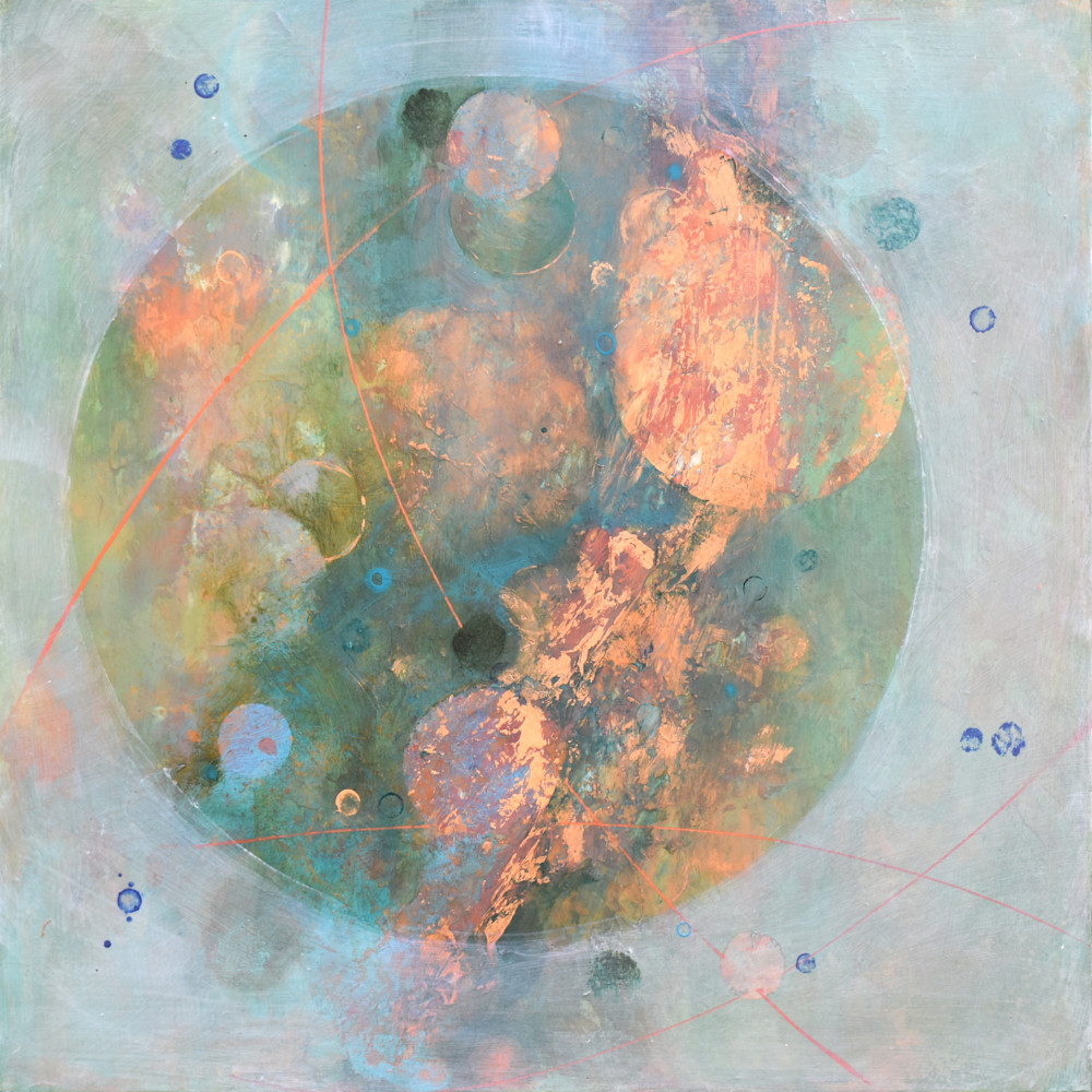 Colors Of Hope 3 Art | mariannehornbucklefineart