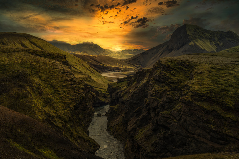 Harv Greenberg Photography - Mornings in Iceland