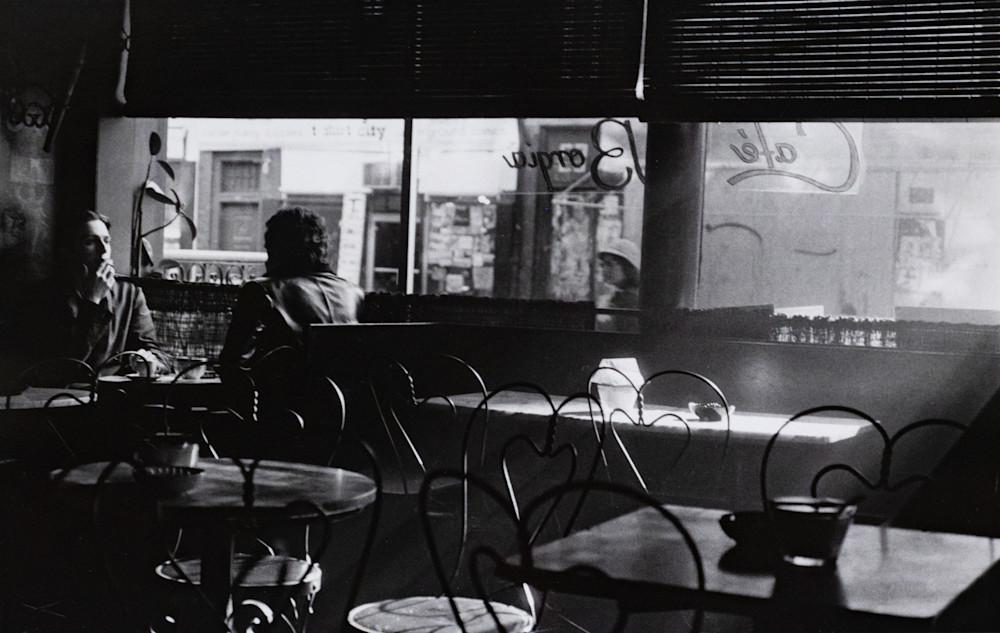 Cafe Borgia, Greenwich Village Nyc  Photography Art | Ben Asen Photography