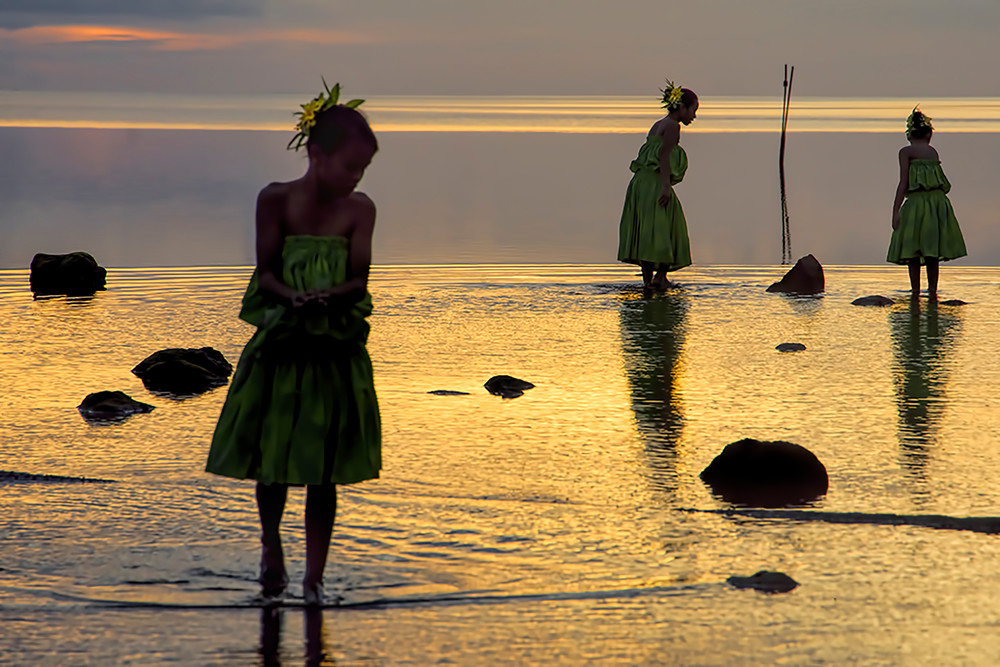 Molokai Maidens Photography Art | Felice Willat Photography