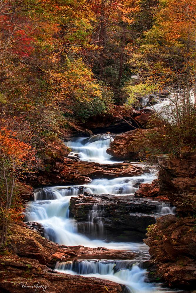 Cullasaja River Gorge Photography Art | Thomas Yackley Fine Art Photography