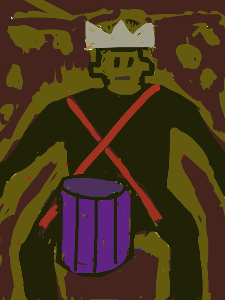 Drummer Art | stephengerstman
