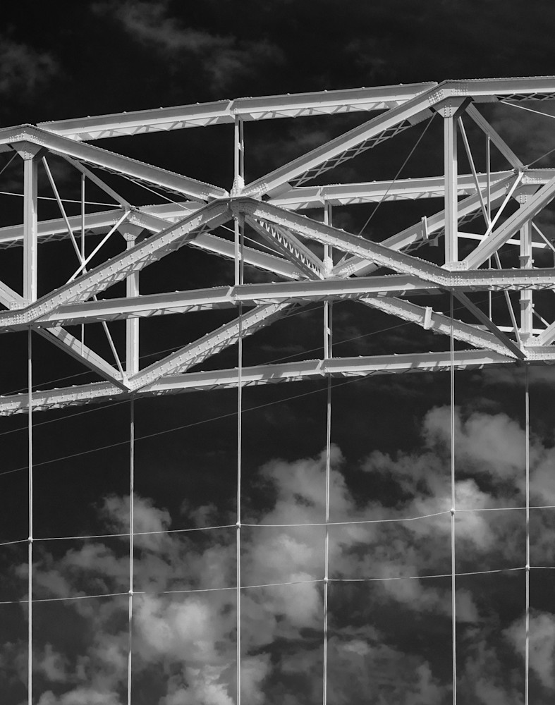 Bridge Detail Lake Havasu Photography Art | Dan Katz, Inc.