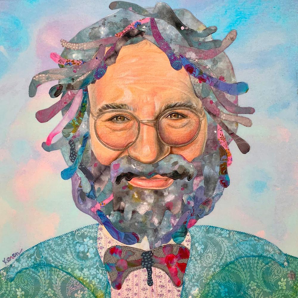 Jerry Garcia Melt Into A Dream