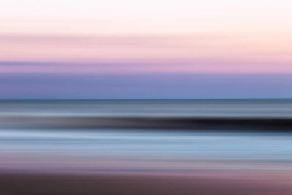 Pastel Wave Photography Art   Silver Sun Photography