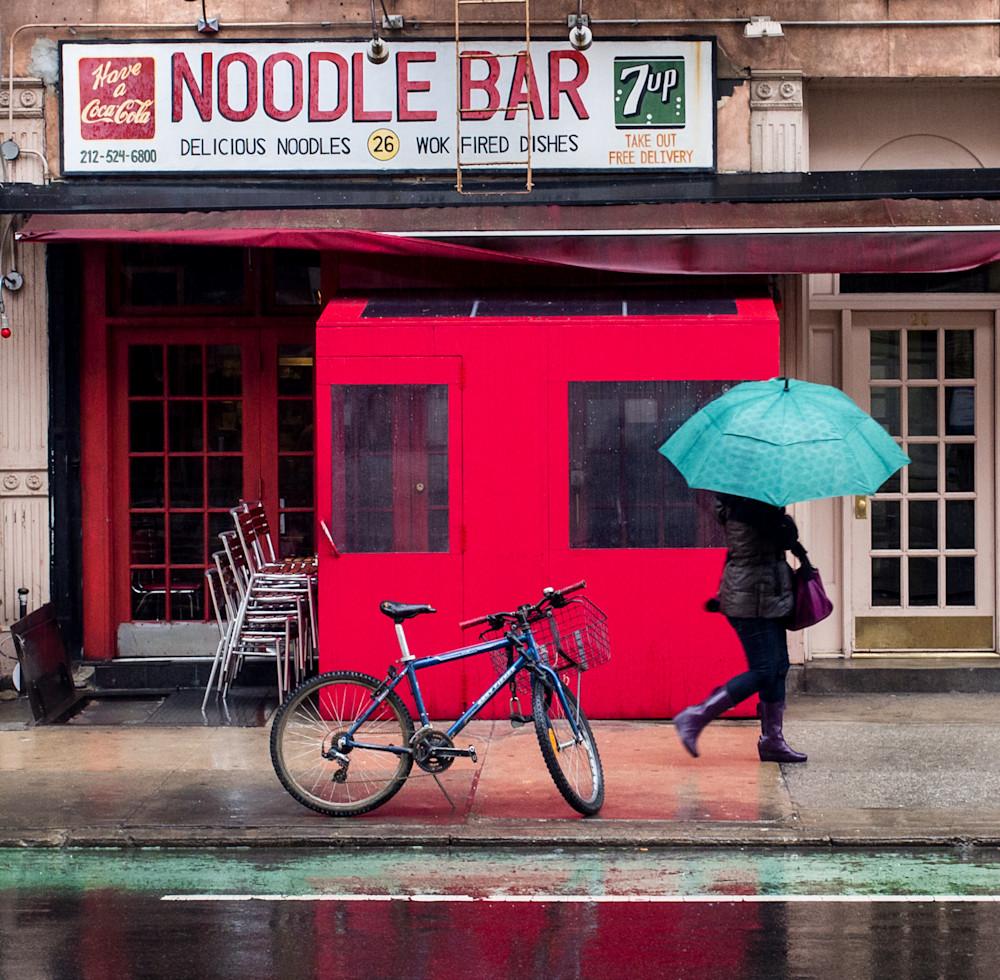 Noodle Bar, NYC