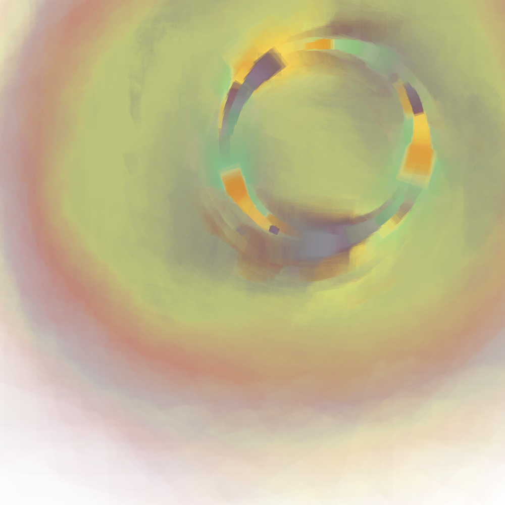 Pi Springs Forward Art | Between Art and Science