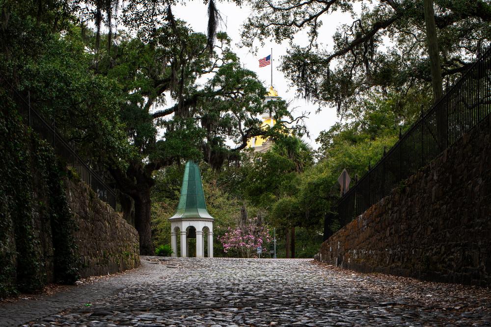 Savannah cobblestone - Georgia fine-art photography prints