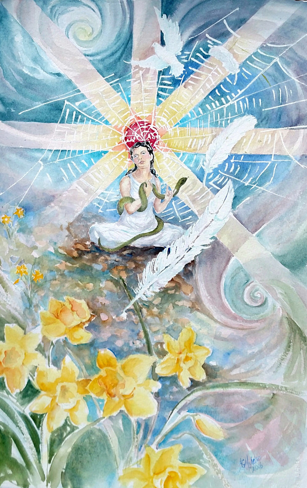 Goddess Awakened Art | Bright Spirit Studio