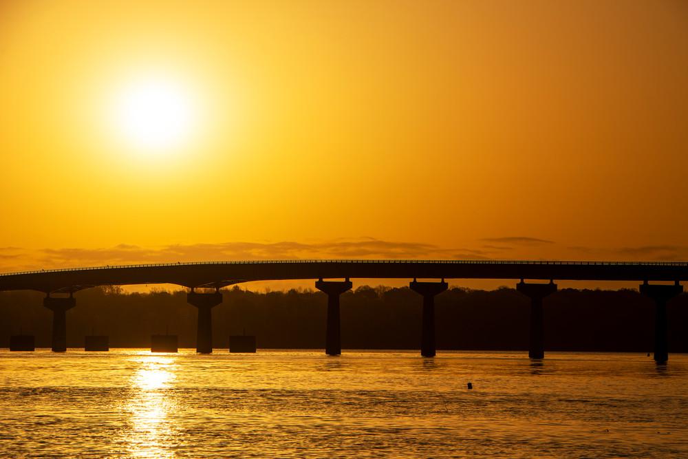 Pickwick Sunrise - Alabama fine-art photography prints