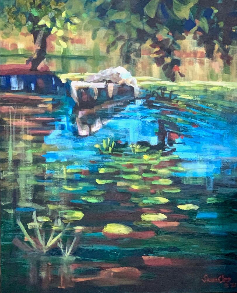 Lagoon at Sisa Lou's