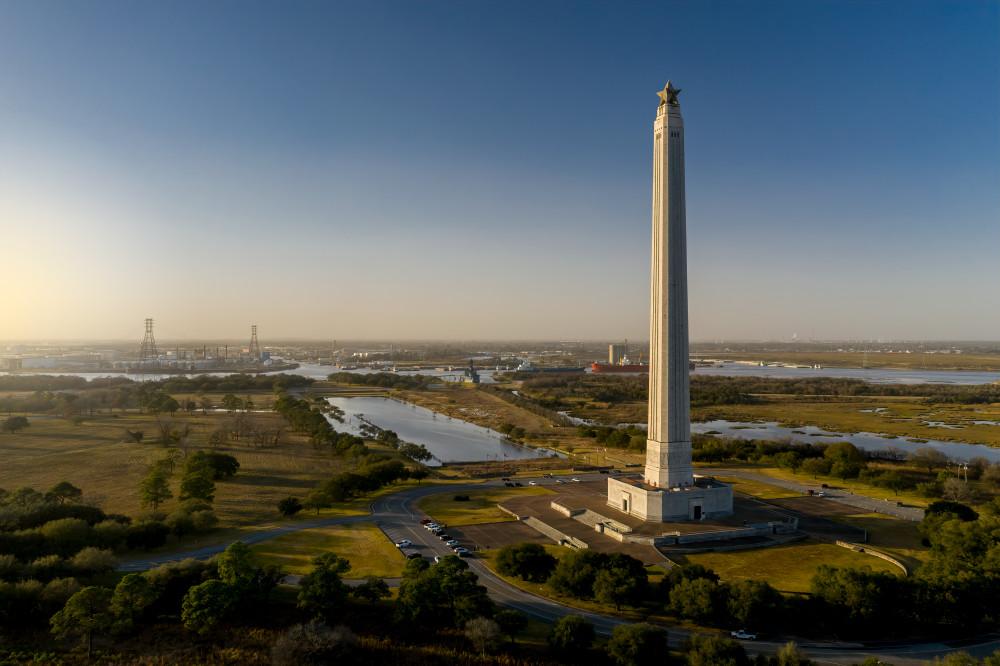 San Jacinto Monument, Near Houston, Texas