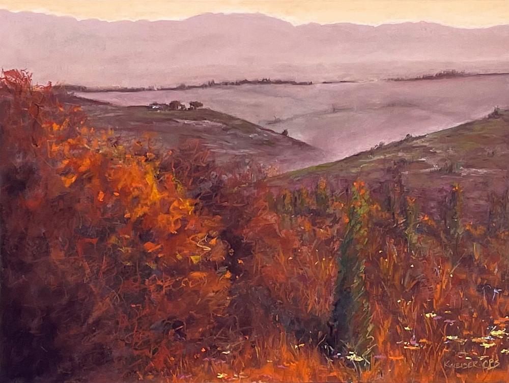 Tuscan Sunrise Art | Kurt A. Weiser Fine Art
