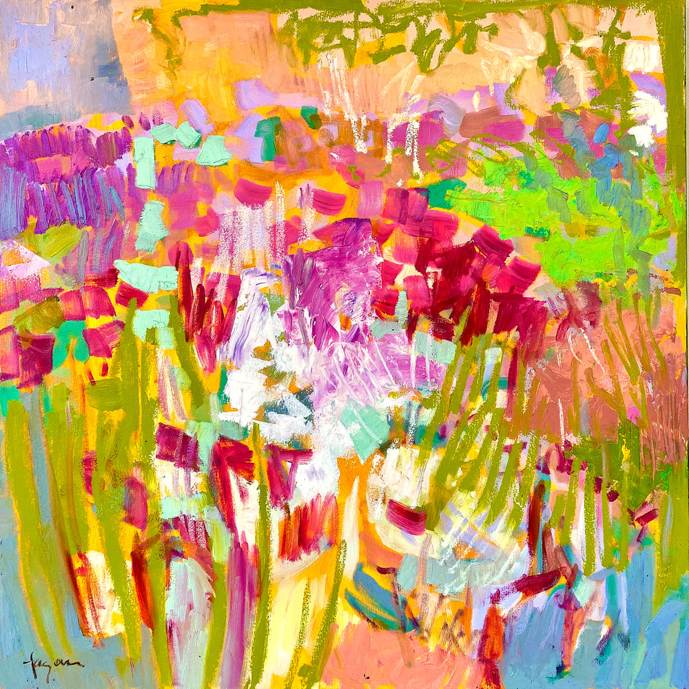 Singing Art | Dorothy Fagan Joy's Garden