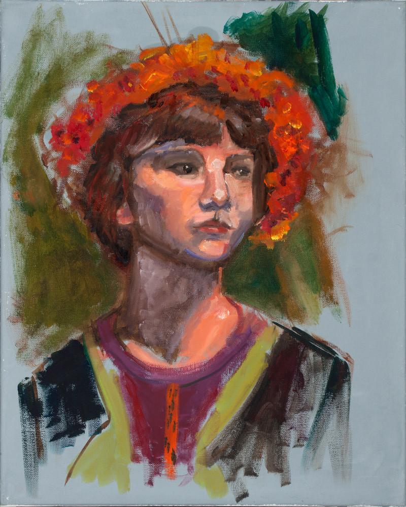 Marigold Art   Sarah E. McCord- Metaphysical Portraitist