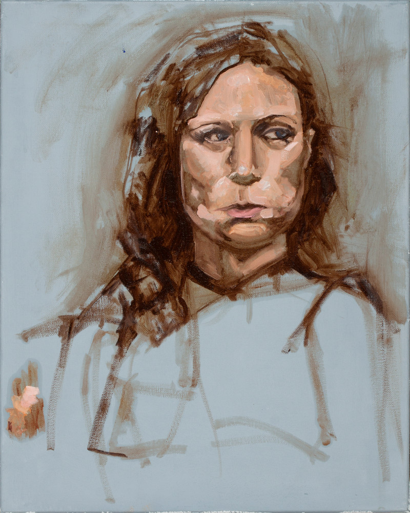 What S Left Art | Sarah E. McCord- Metaphysical Portraitist
