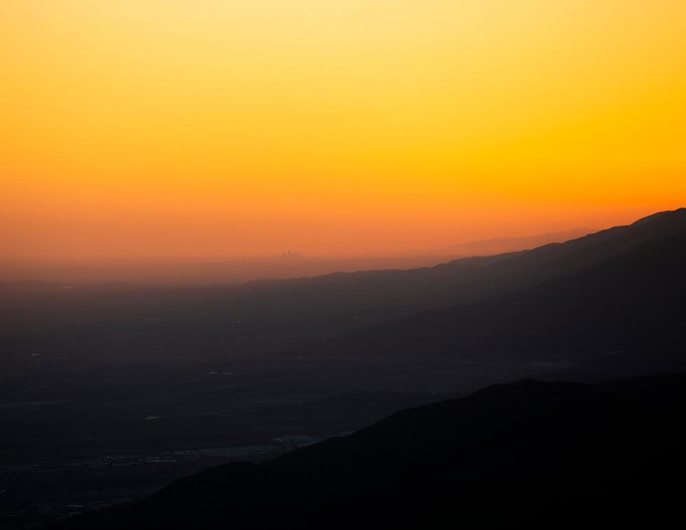 Sunset Silhoutte Photography Art | Kristofer Reynolds Photography