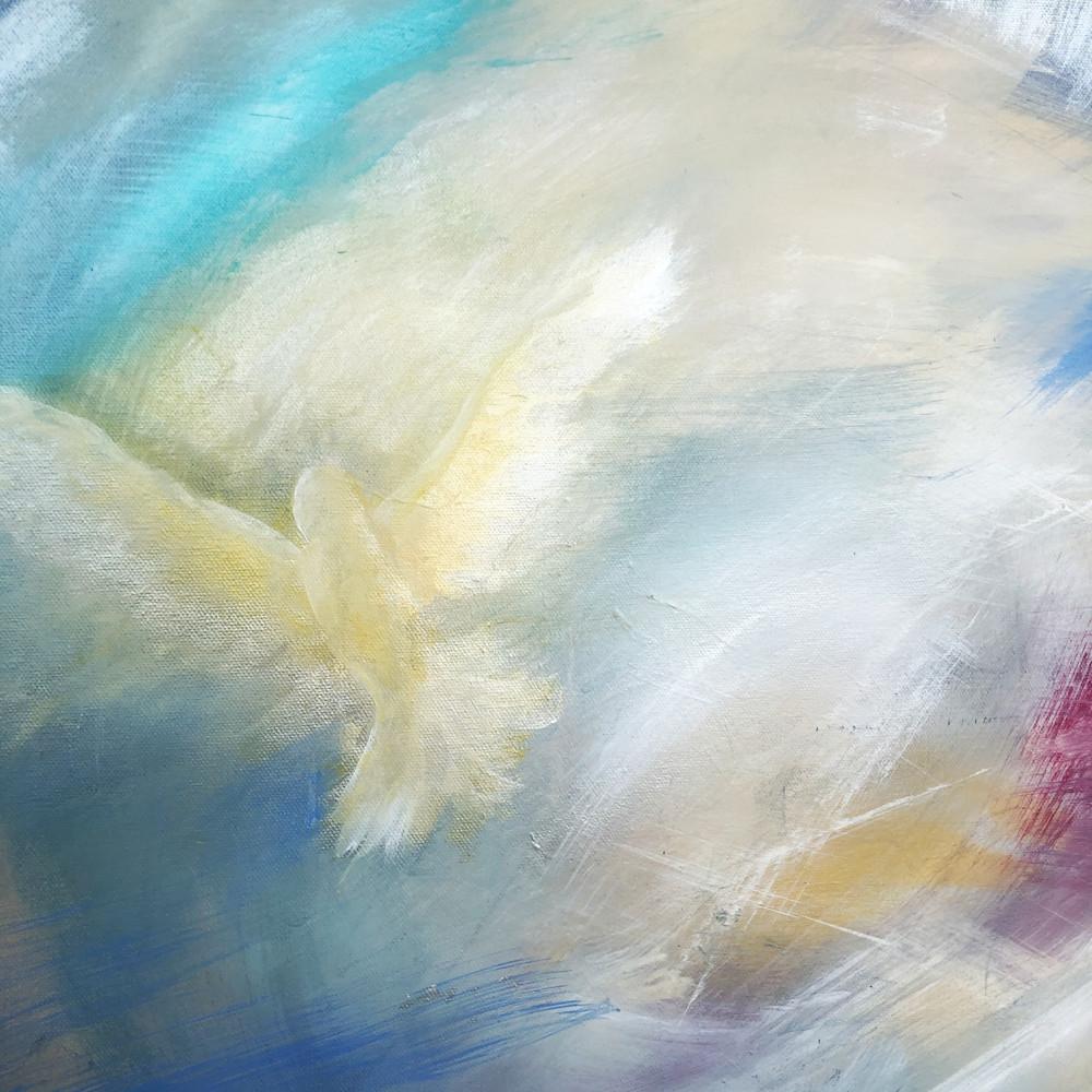 Dove, Print Art | Anne Reid Artist