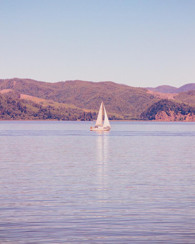 Lone Sailboat 2017
