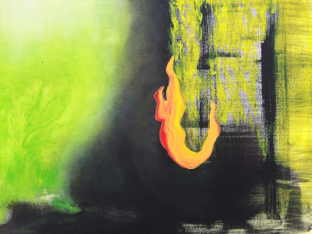 Power Of The Tongue Art | Anne Reid Artist