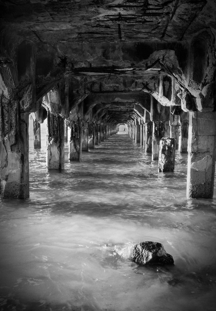Mala Wharf Photography Art | Douglas Hoffman Photography