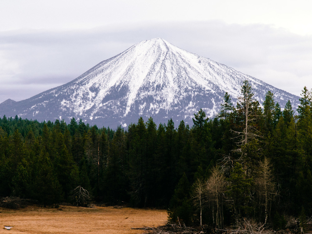 Mount McLoughlin 2017