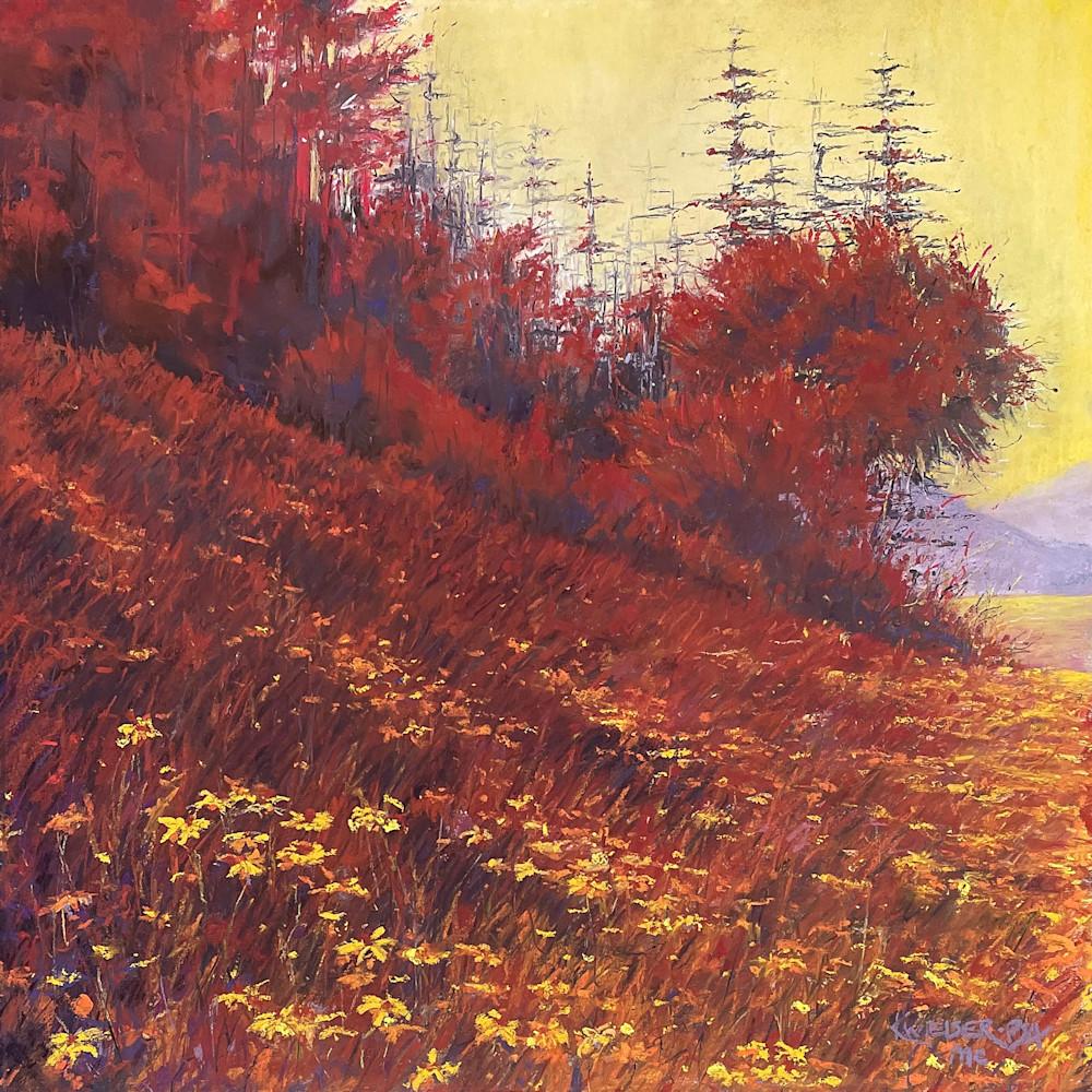 Valley Morning Art   Kurt A. Weiser Fine Art