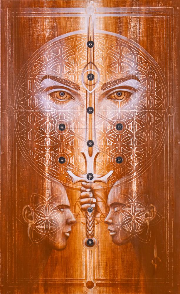 The Tree And The Sword Art | John Stream Design, LLC