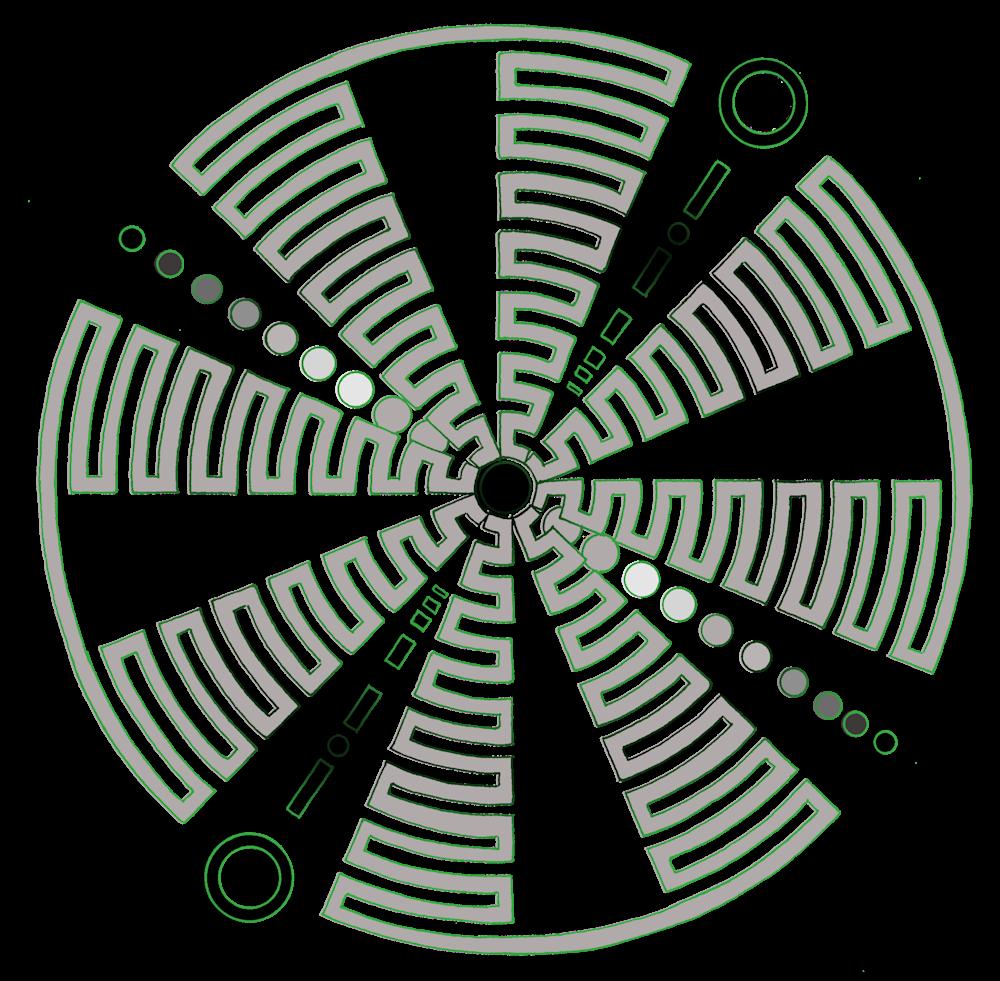 Crop Circle Art | Anonymous Art Studios
