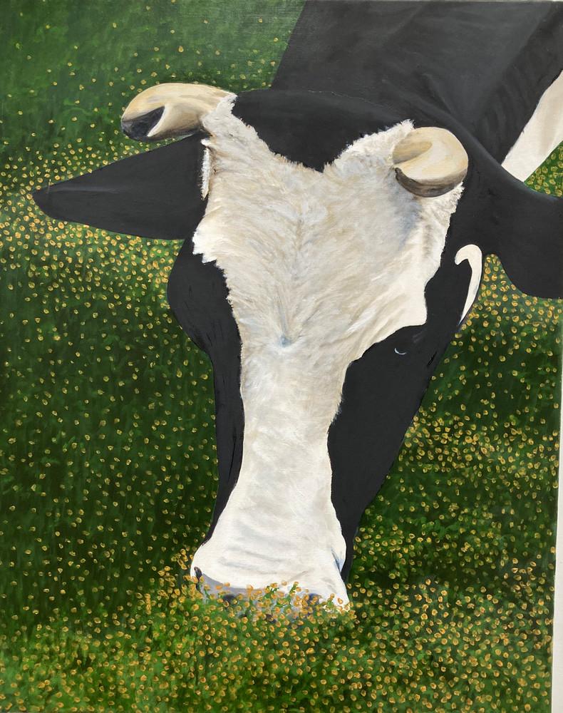 La Jolie Vache V Art | David R. Prentice