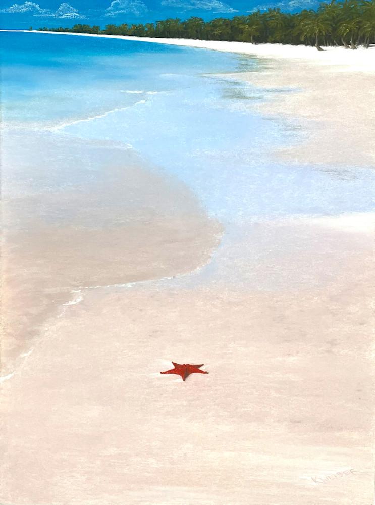 The Beach Art | Kurt A. Weiser Fine Art