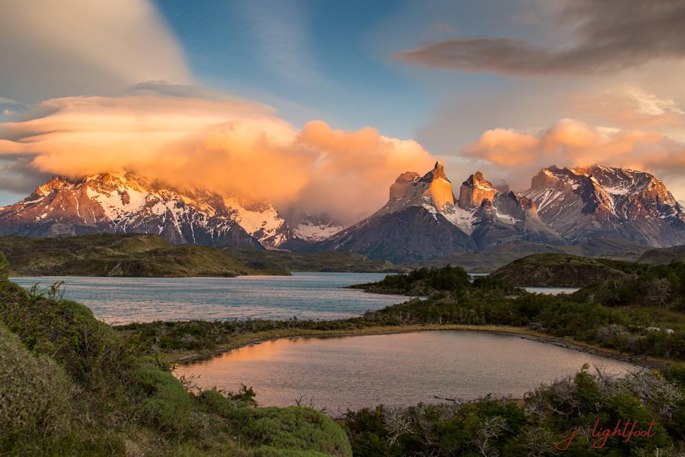 Golden Peaks Art | Jamie Lightfoot, Artist