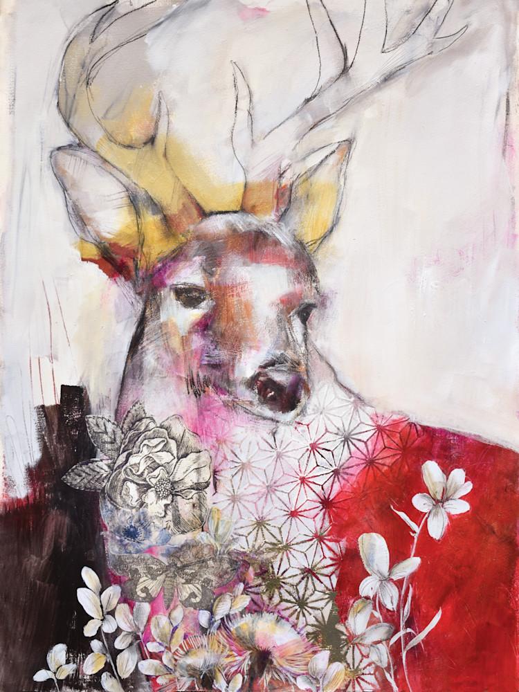 Behold The Present Awareness Art | Jen Singh Creatively