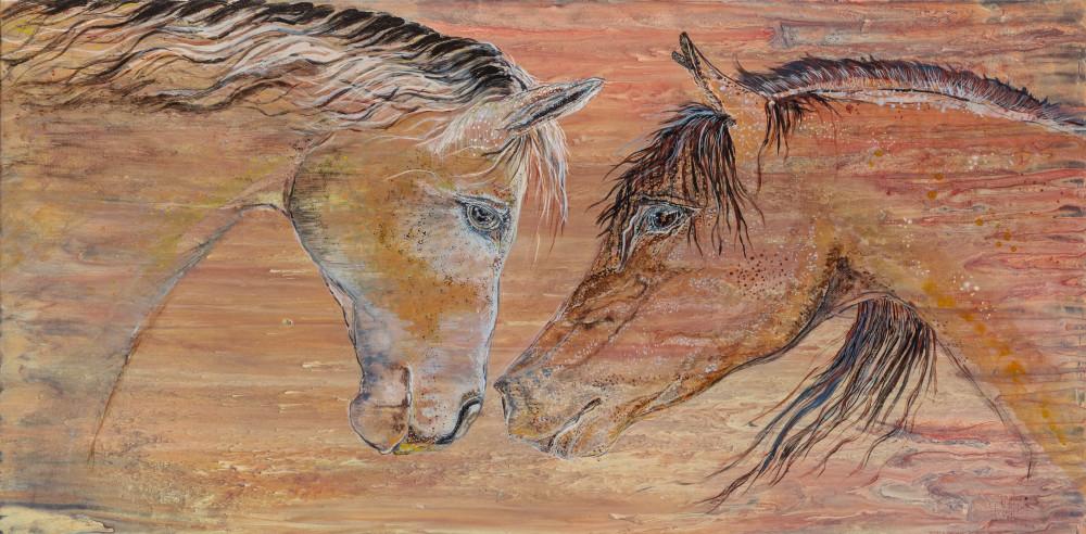 Lisa Abbott   Horses Art | lisaabbott