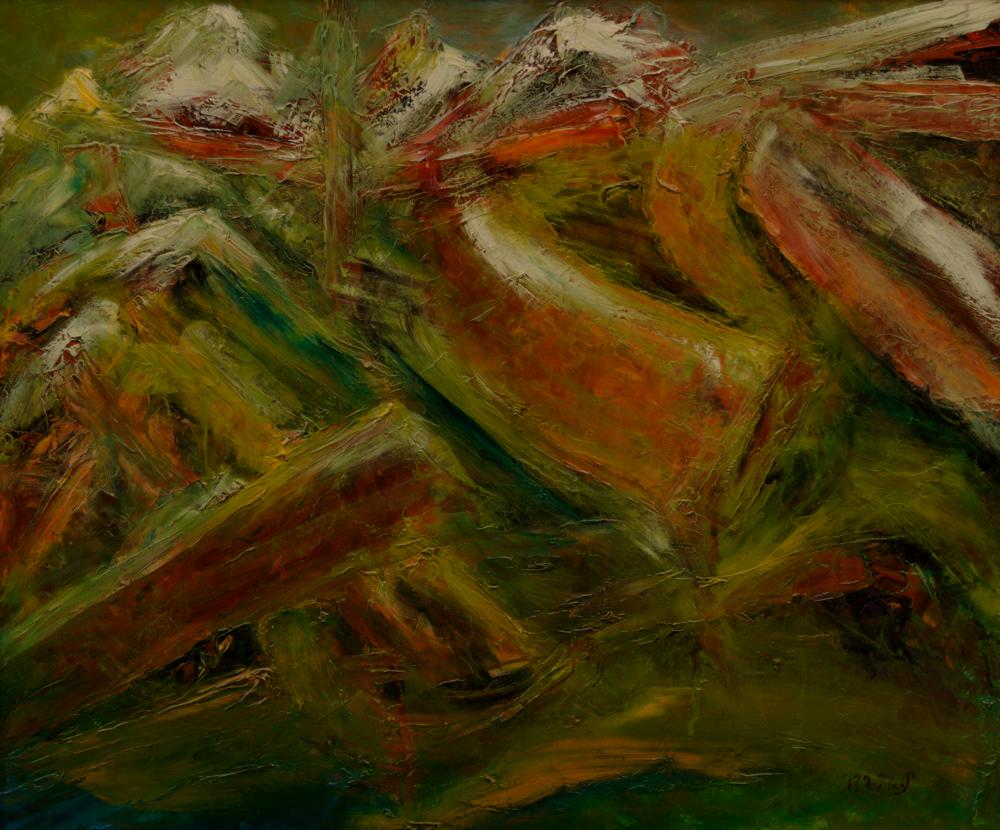 Moving Mountains Art | BOI Partners LLC