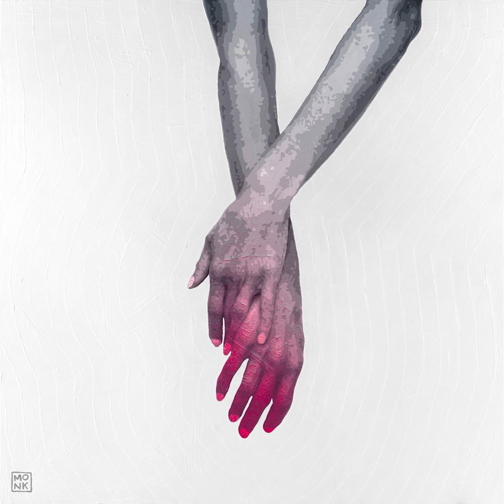 All I Need Print Art | Todd Monk Art