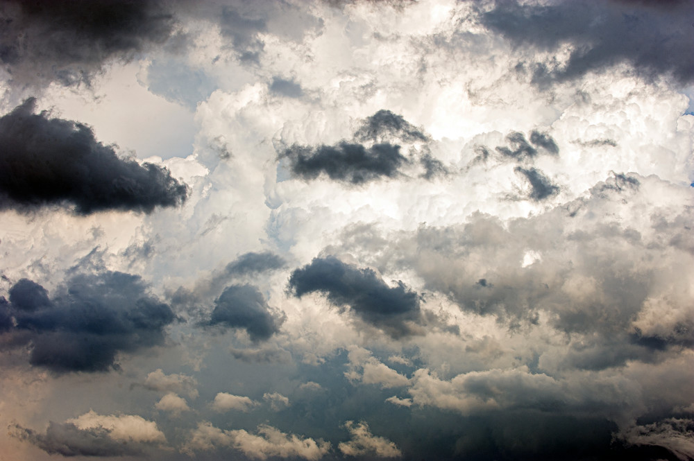 Clouds   Storm Brewing Art | Frasier Photography